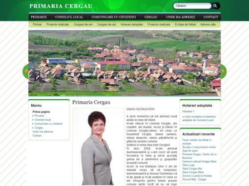 Primaria Cergau