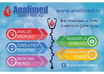 Banner Analimed